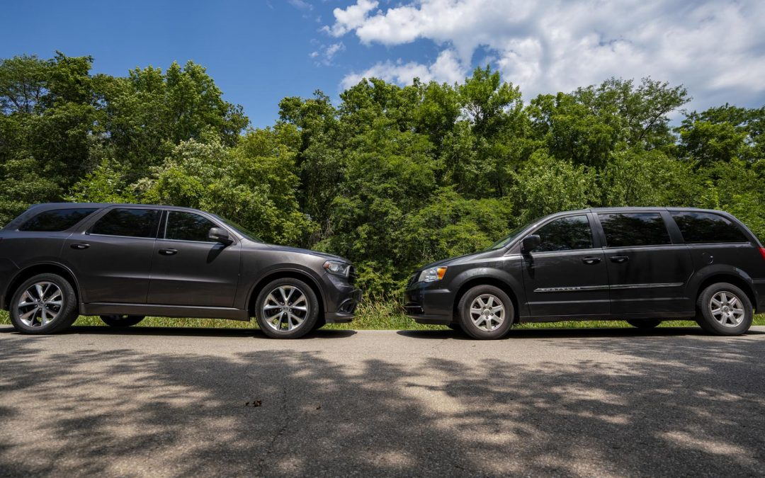 SUV or Minivan?